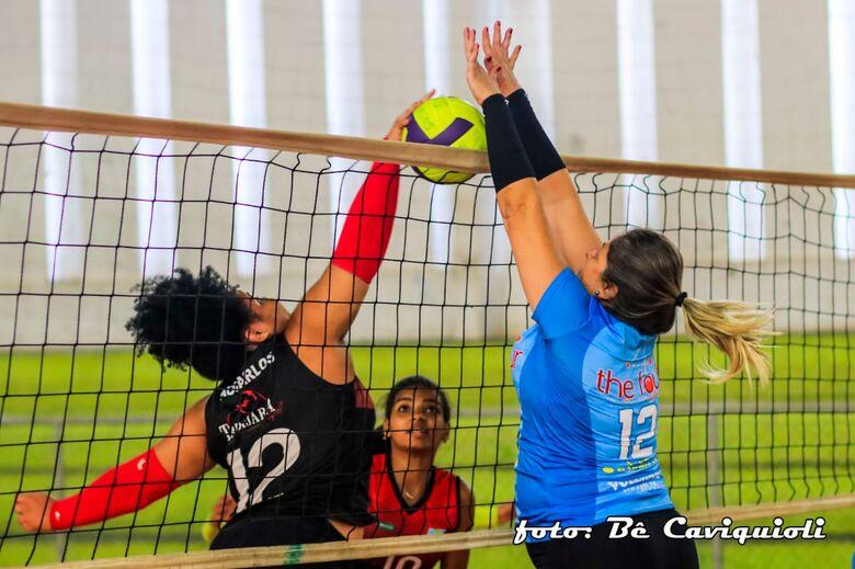 Vitória mantém chances de classificação para o Objetivo/InHouse/Smec na APV - Crédito: Be Caviquioli