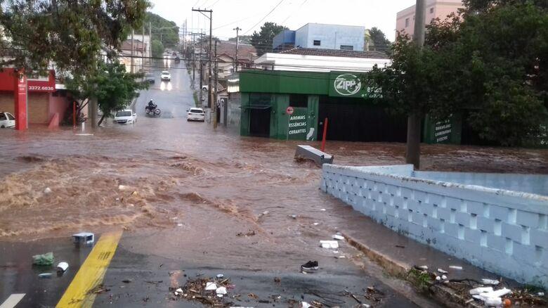 Nota da AEASC quanto aos alagamentos e enchentes na cidade de São Carlos/SP -