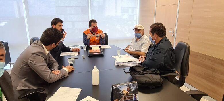 Airton Garcia vai a Brasília em busca de recursos para o combate a enchentes - Crédito: Divulgação