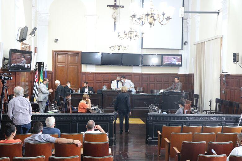 Câmara Municipal aprova Orçamento de São Carlos para 2021 - Crédito: Divulgação