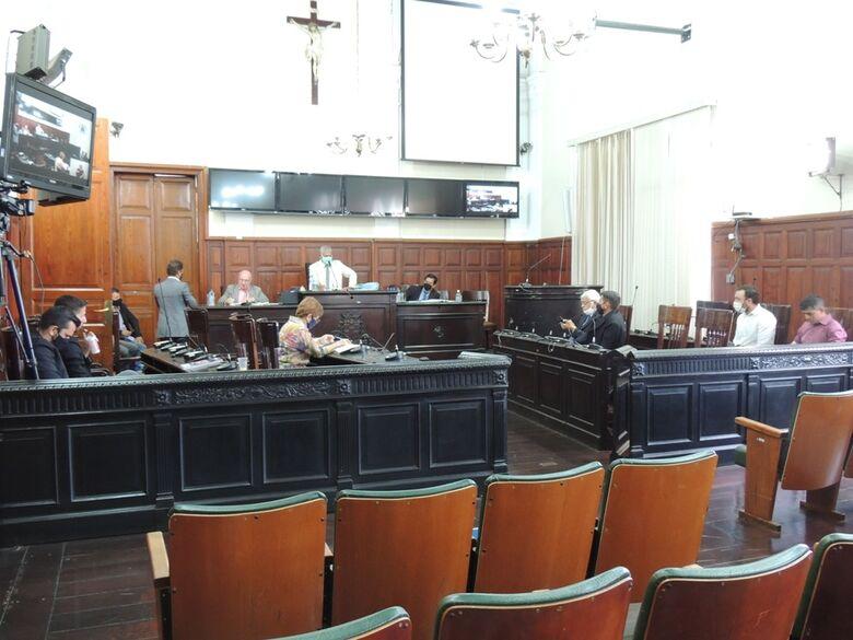 Câmara aprova orçamento de R$ 962,9 milhões para 2021 - Crédito: Divulgação