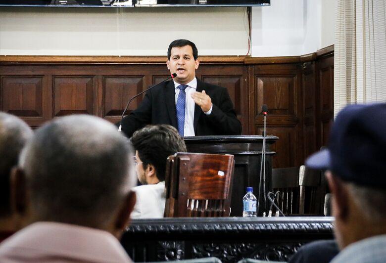 Roselei propõe Política Municipal de Linguagem Simples - Crédito: Divulgação