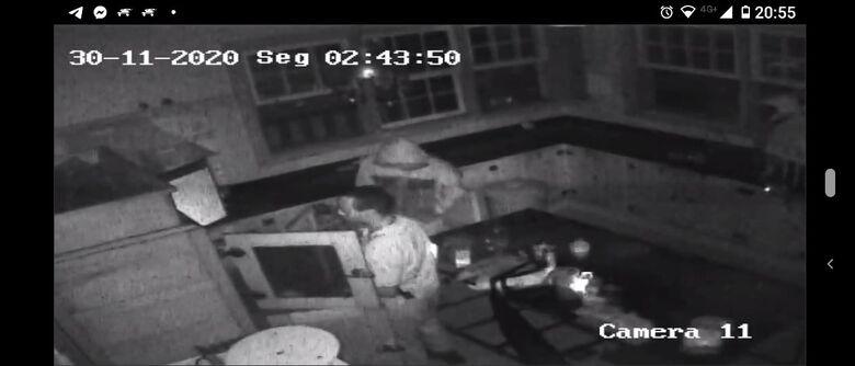 Dupla vandaliza e furta Armazém de Maria; suspeitos são acusados de outros crimes - Crédito: Divulgação