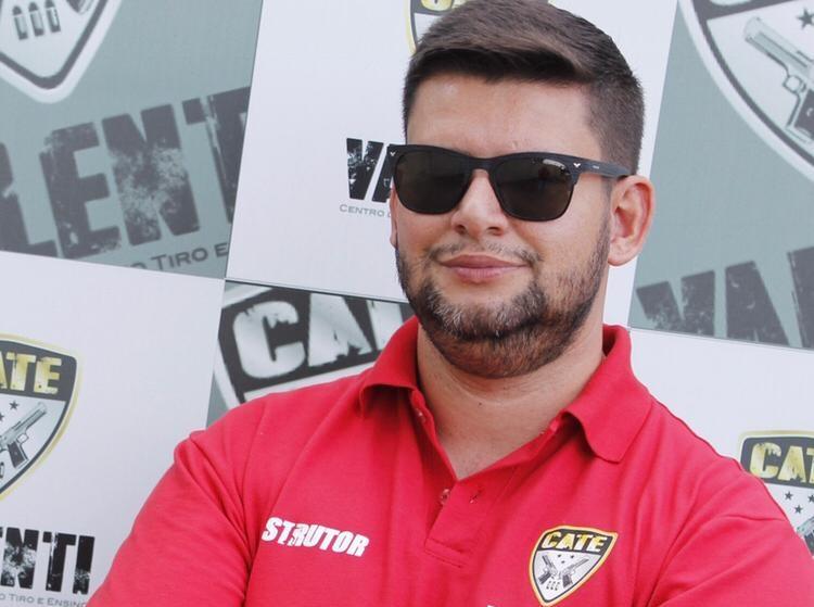 C.A.T.E. Valenti sedia 3ª etapa do Torneio Regional Taurus CBC