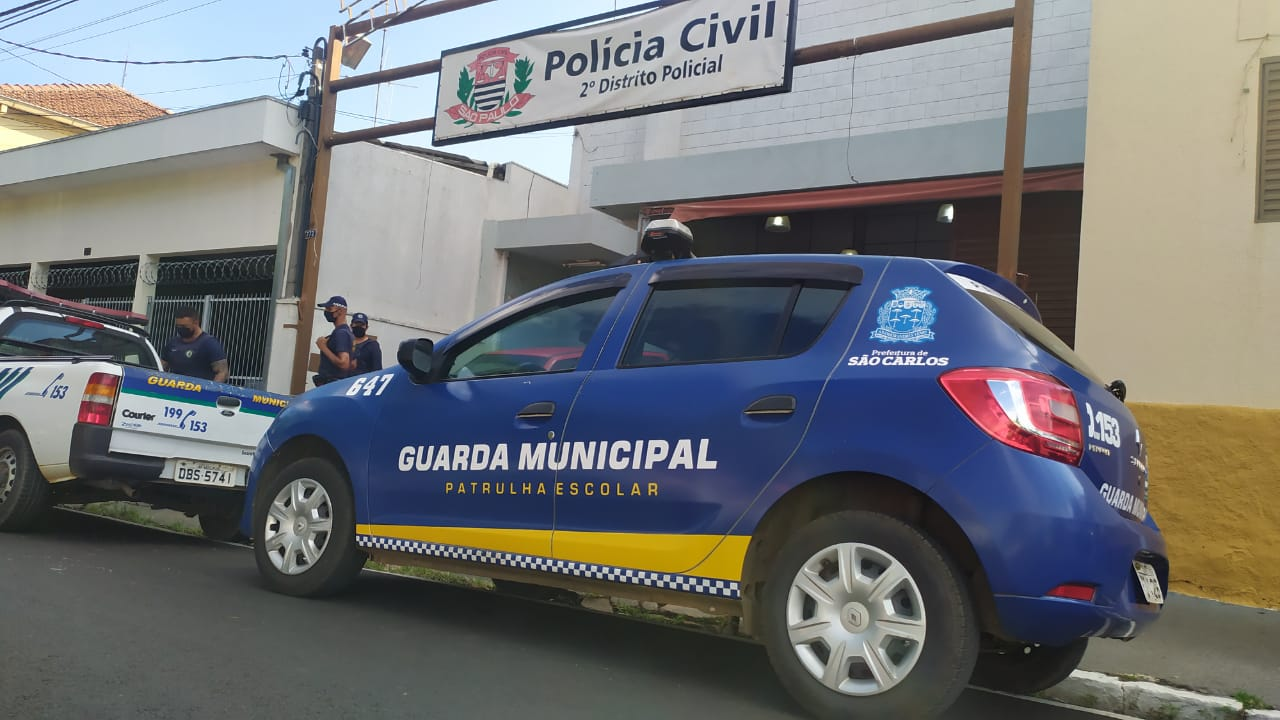 Guarda municipal 2 dp