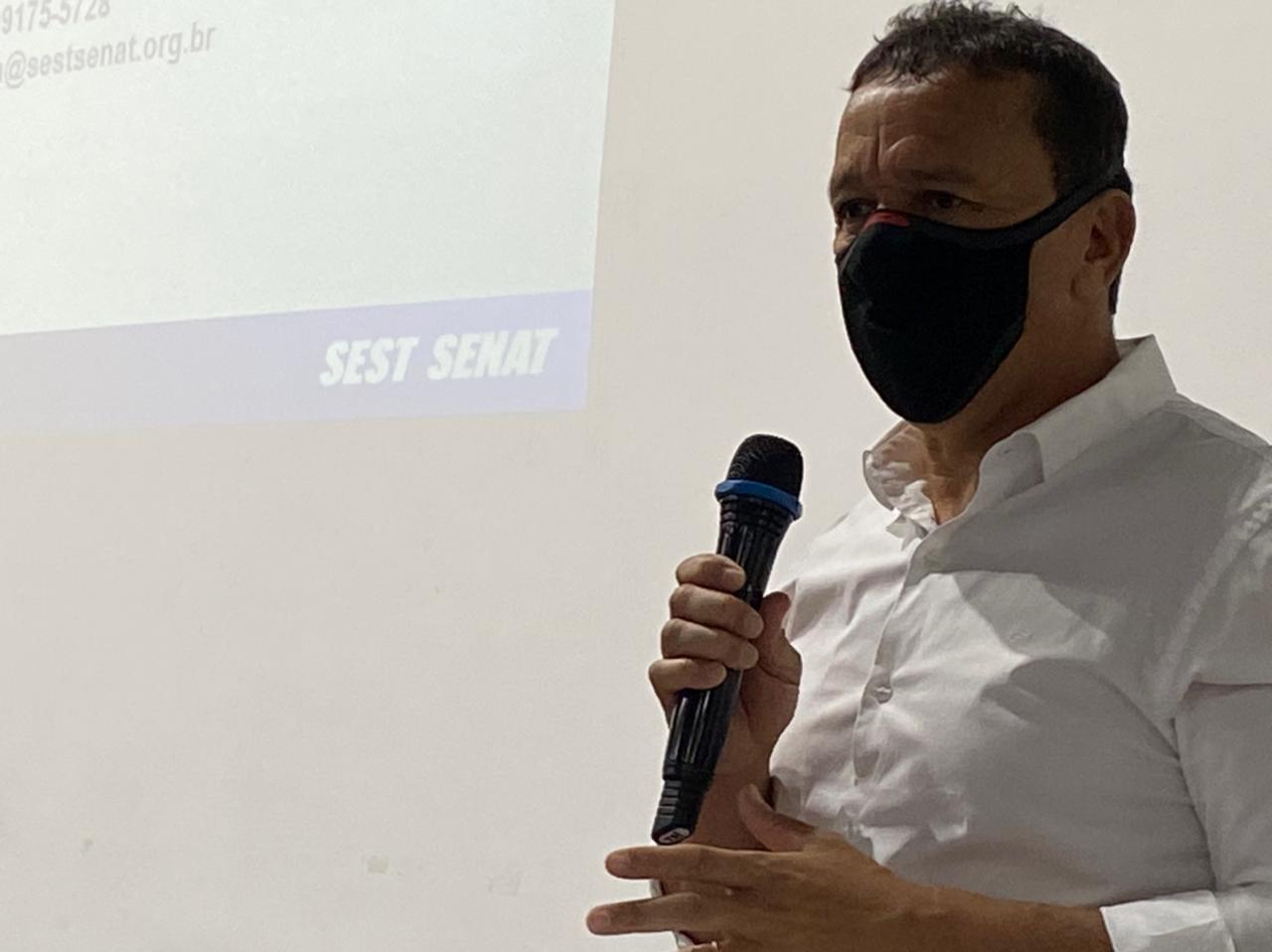 Vice-prefeito Edson Ferraz comemorou a conquista.