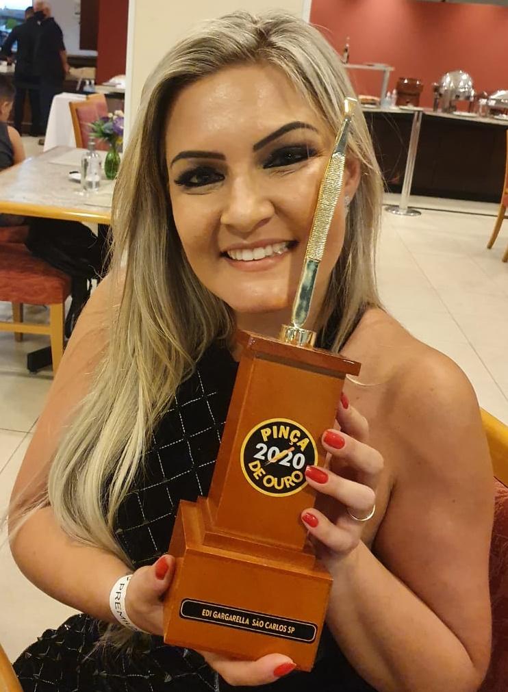 Edi Gargarella representa São Carlos no prêmio Pinça de Diamante 2021