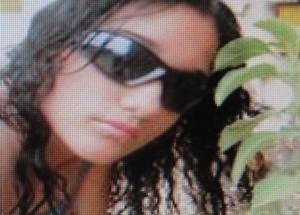 Daiane: brutalmente assasinada no apartamento do irmão