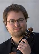 violinista finlandês Petteri Iivonen