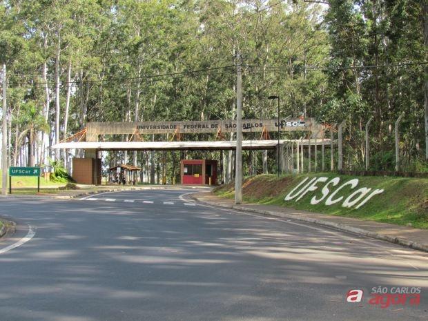 Servidores públicos federais da UFSCar deflagram greve por tempo indeterminado. (Foto: Tiago da mata / SCA)