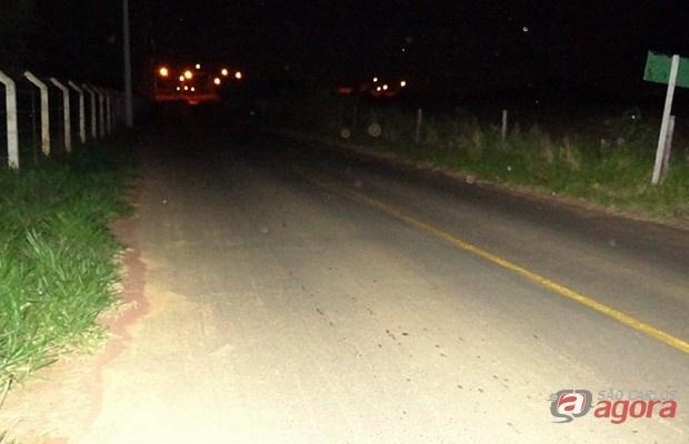 Local onde aconteceu o acidente é conhecido como serra do Aracê (foto Marcos Oliveira/SCA).