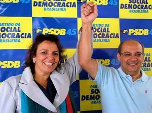 Renata Braga vence em Porto Ferreira (foto: Porto Ferreira Hoje).