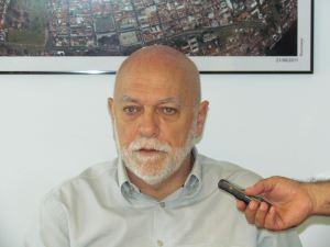 Prefeito anuncia R$ 8,5 milhões para recapeamento. (Foto: Tiago da Mata / SCA)