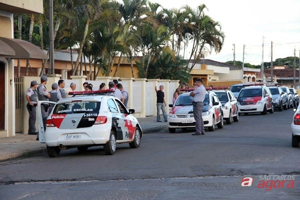 Crime ocorreu no domingo, 11 de março de 2012, no Jardim Cruzeiro do Sul. (Fotos: SCA)