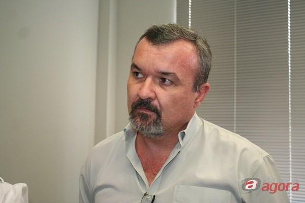 Edilson Seraphin Abrantes novo secretário da Saúde de São Carlos. (Foto: Tiago da Mata / SCA)