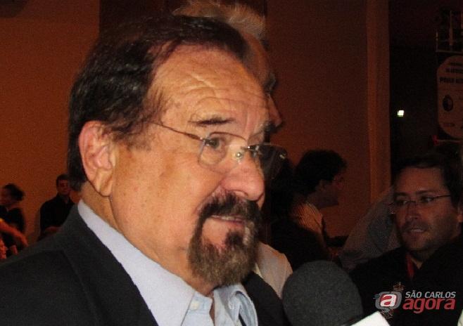 Deputado Estadual Aldo Demarchi. (Foto: Tiago da Mata / SCA)