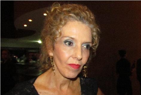 Primeira-dama alice Altomani. (Foto: Tiago da Mata / SCA)