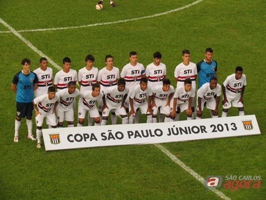 São Paulo venceu as três partidas disputadas na primeira fase em São Carlos. (Foto: Tiago da Mata / SCA)