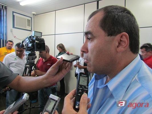 """Foi aberto uma sindicância para apurar o caso"". (Foto: Tiago da Mata / SCA)"