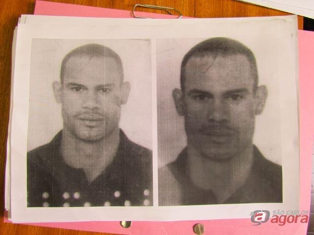 """Sérgio Henrique dos Santos """"Paulista"""" está foragido. (Foto: Reprodução)"""