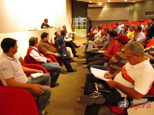 Foto: Tiago da Mata / SCA.