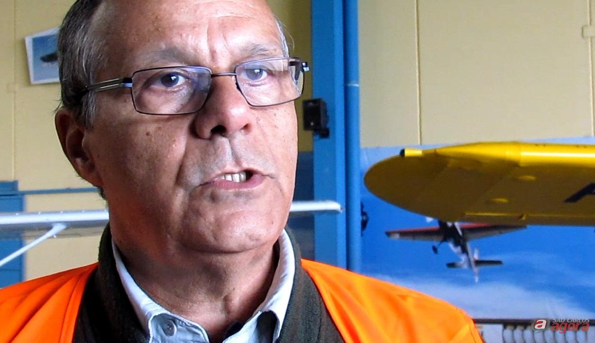 Flávio Oliva. (Foto: Tiago da Mata / SCA)