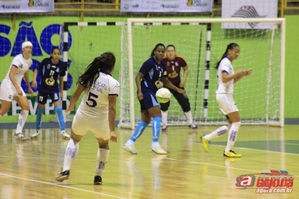 Futsal feminino: São Carlos perde de 4 a 1 para Botucatu. (Foto: Tiago da Mata / SCA)