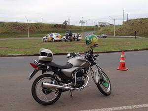 Rafinha, que estava sendo procurado pela Justiça, foi preso pela Polícia Rodoviária. (Milton Rogério/SCA).