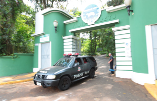 Acusado de latrocínio foi recapturado no Bosque Fábio Barreto (Foto: F.L.Piton / A Cidade).
