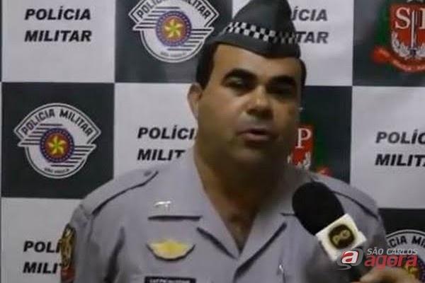 Agora Major, Waldemir deve ser transferido para Ribeirão Preto.