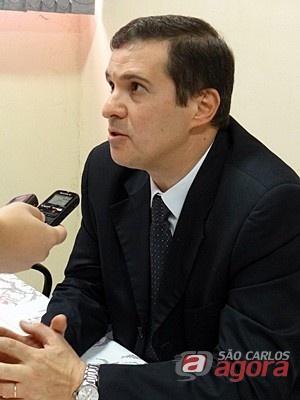 Vamos procurar aprimorar, aumentar o nosso trabalho para que a criminalidade diminua cada vez mais, disse o seccional Rogério Fakhany Vita.