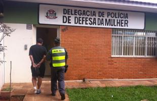 Homem foi levado à DDM (Daiane Bombarda/Tribuna Araraquara)