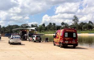 Equipes do Corpo de Bombeiros e Samu estiveram no local mas, nada puderam fazer pela vítima Daiane Bombarda/Tribuna Araraquara)