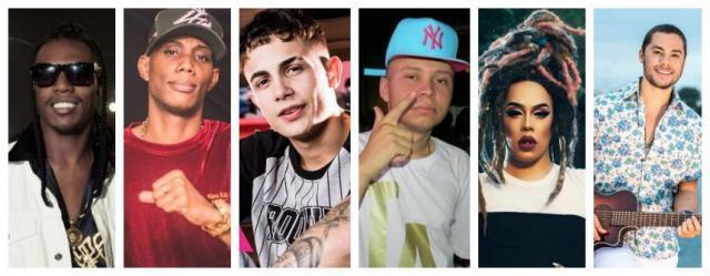 Tusca confirma MC Kekel, MC GW, MC Hariel, DJ R7, Glória